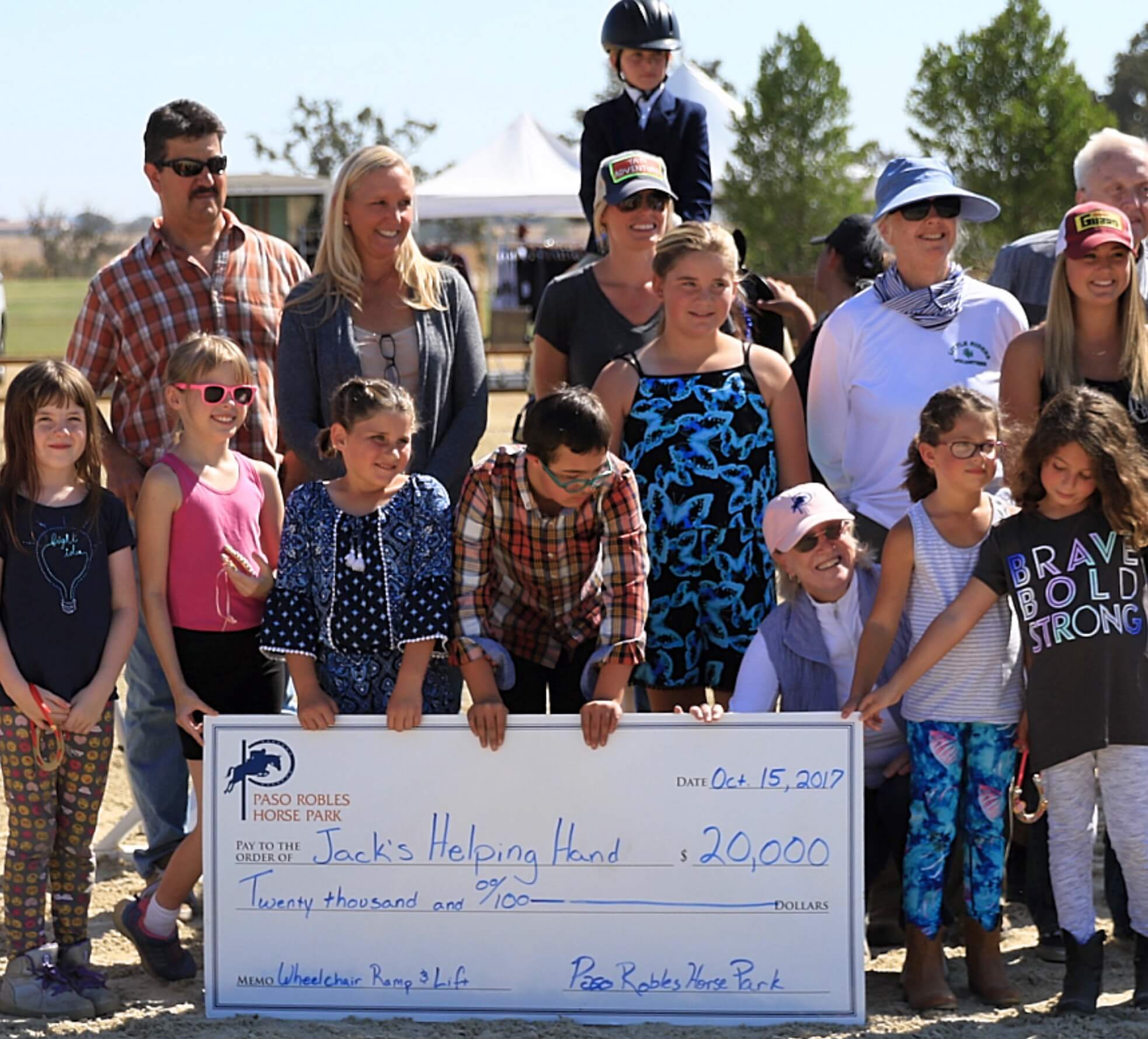 Paso Robles Horse Park Foundation Jumps Into the Fun of a Fundraiser