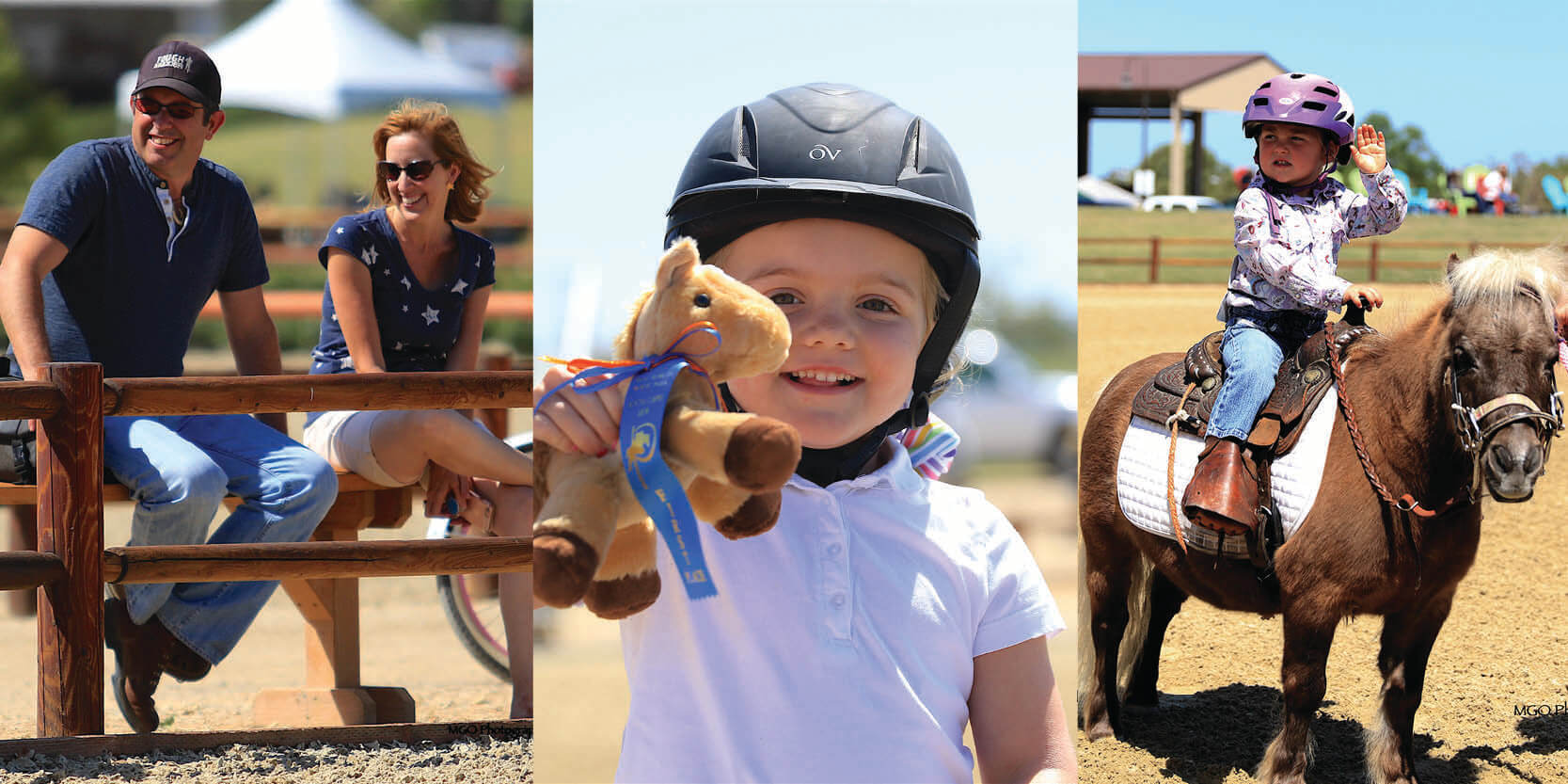 Back to School Bash Horse Camp for Adults & Kids