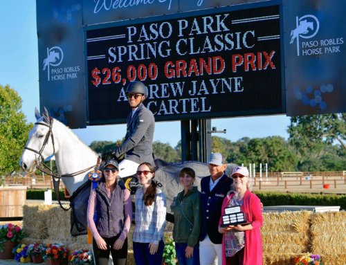 Paso Robles Horse Park Rounds Up Two Weeks of USEF-Rated Shows